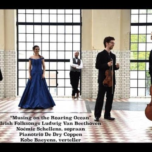 Embedded thumbnail for Promofilm 'Music on the roaring Ocean'